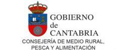 logo gobierno de cantabria medio rural